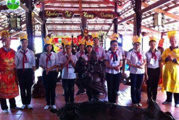 Festival Nhà Thiếu nhi toàn quốc: Những ấn tượng đẹp