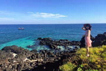 Cô nàng độc thân chia sẻ kinh nghiệm du lịch Lý Sơn tự túc chỉ với 3 triệu đồng