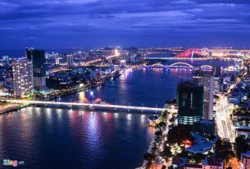 5 cây cầu ấn tượng bắc qua sông Hàn ở Đà Nẵng