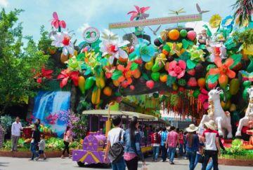 Lễ hội trái cây Nam bộ sẽ kéo dài trong 3 tháng.
