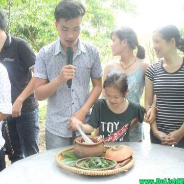 KDL sinh thái Nhân Tâm tổ chức tour các em học sinh trường Lê Quý Đôn, I-School, Herman trong dịp tổng kết năm học 2016